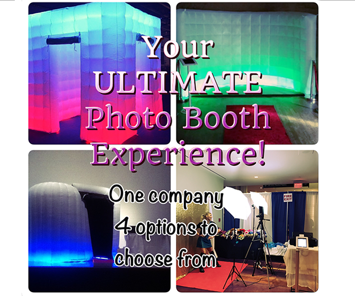 One Eye Entertainment | LED Photo Booths